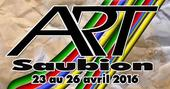 Art'Saubion du 23 au 26 avril 2016