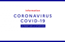 Dispositions COVID-19